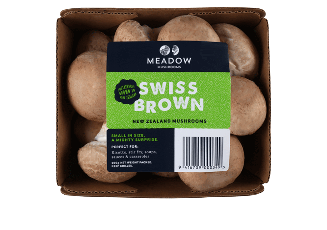 Swiss Brown