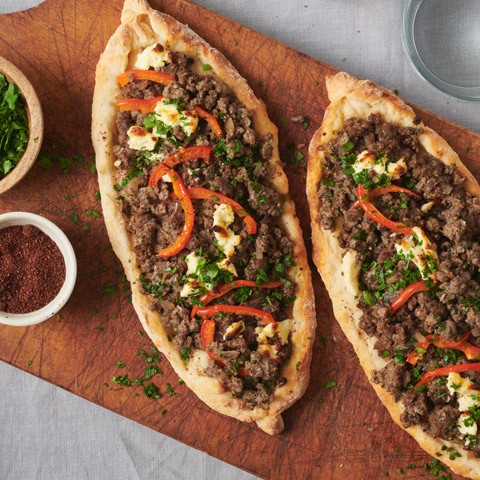 Blended Turkish Pide