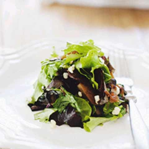 Balsamic Portabello Salad