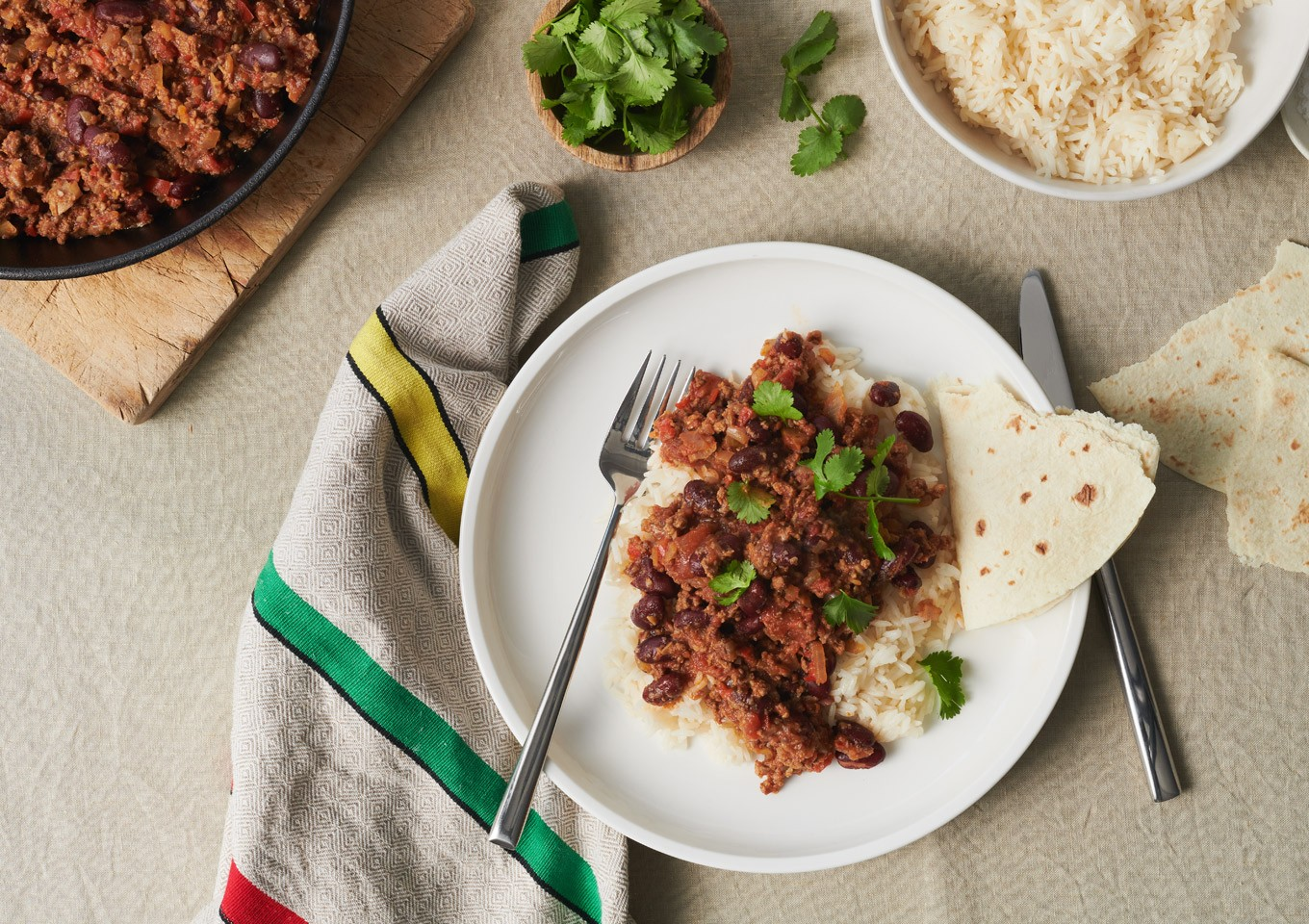 Blended Mexican Mince