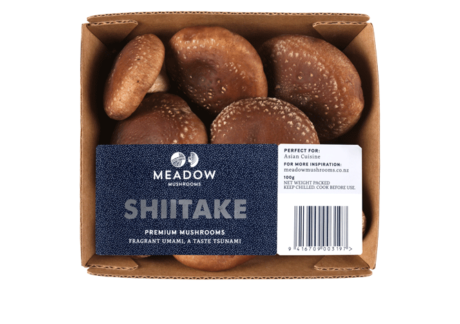 Premium Shiitake Mushrooms