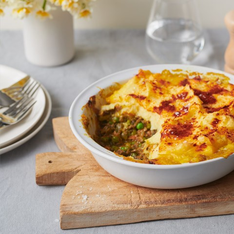 Blended Cottage Pie